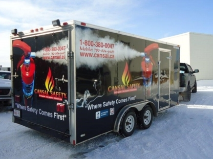 Cansal Safety Inc - Fire Protection Equipment