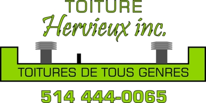 Toiture Hervieux Inc - Couvreurs - 514-444-0065