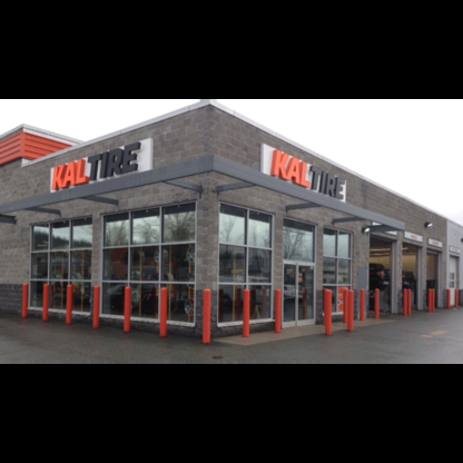 Kal Tire - Tire Retailers - 604-464-7752