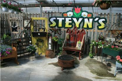 Steyn's Garden Centre - Garden Centres - 905-775-3359