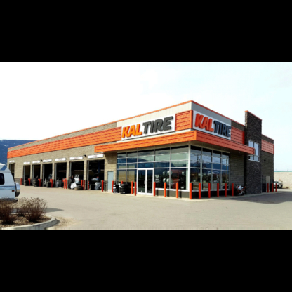 Kal Tire - Tire Retailers - 250-832-6077