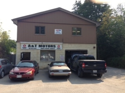 A & T Motors - Car Repair & Service - 905-668-2893