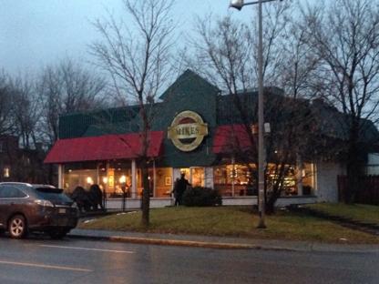 Restaurants Mikes - Restaurants - 514-727-2023