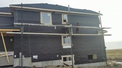 Darsh Exterior Construction - Stucco Contractors - 403-400-6288
