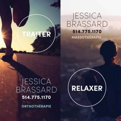 Jessica Brassard Orthothérapie - Massage Therapists