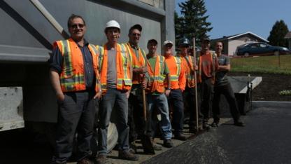 Pavage J M - Paving Contractors