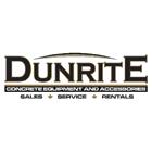 Dunrite Concrete Equipment & Accessories - Concrete Forms & Accessories