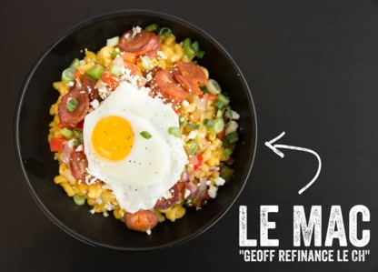 L'Oeufrier - Creperies - 450-964-1661