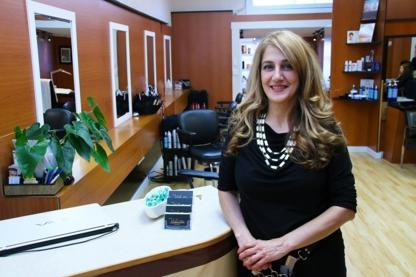 Valentin Salon - Hairdressers & Beauty Salons - 604-732-3523