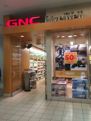 GNC - Health Food Stores