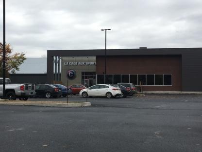 La Cage - Brasserie sportive - Restaurants américains - 450-813-9001