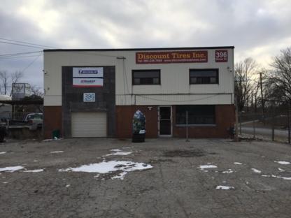 Discount Tire & Auto Centre - Tire Retailers