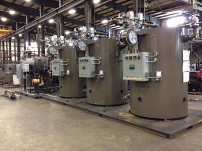 MacLeod & Grant Ltd - Équipement et systèmes de chauffage - 902-752-5532