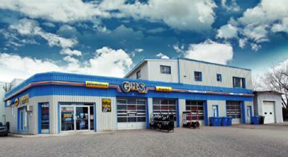 Silencieux G M S Inc - Garages de réparation d'auto - 450-565-4517