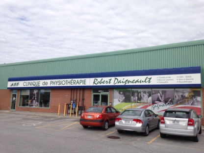 Physiothérapie Robert Daigneault - Clinics
