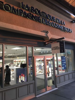 La Boutique de la Compagnie des Cosmétiques - Cosmetics & Perfumes Stores - 450-420-6622