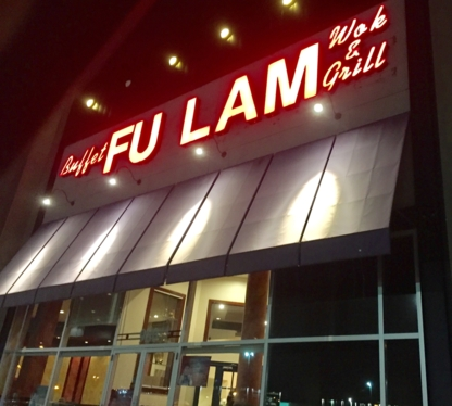 Buffet Chinois Fu Lam - Restaurants