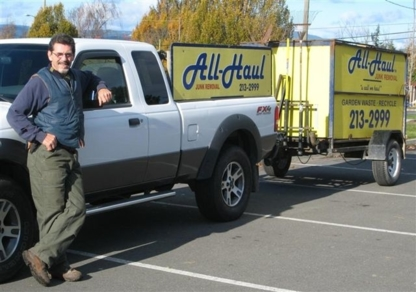 All-Haul - Residential Garbage Collection - 250-213-2999