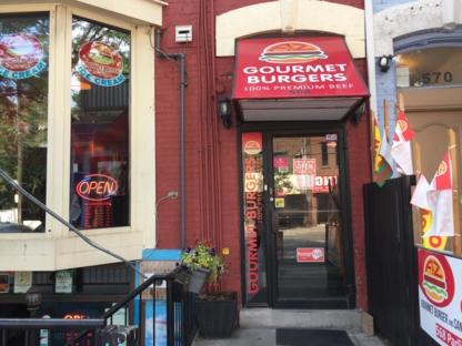 A & Z Gourmet Burgers - Restaurants