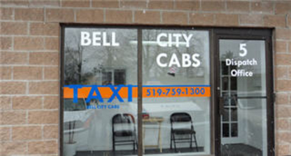 Bell City Cabs - Taxis - 519-759-1300