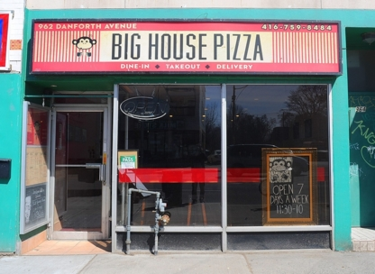 Big House Pizza - Italian Restaurants - 416-759-8484