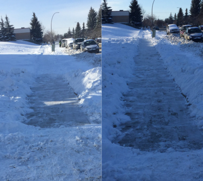 HD Property Care - Snow Removal - 403-837-1888
