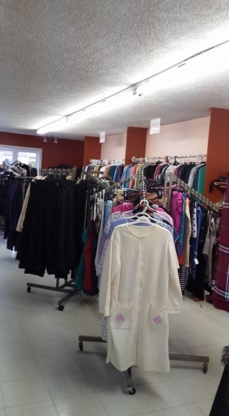 Friperie des Sources - Second-Hand Clothing - 819-943-6515