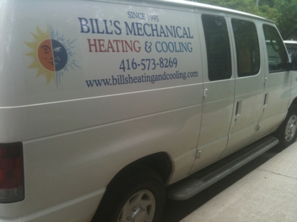 billsheatingandcooling.com - Heating Contractors - 416-573-8269