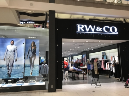 RW & CO. - Clothing Stores - 450-653-7475