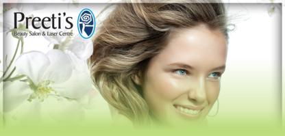 Preetis Beauty Salon & Spa - Hairdressers & Beauty Salons - 905-790-2300