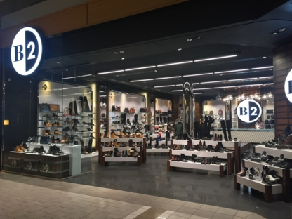 B2 - Shoe Stores - 514-695-9255