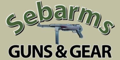 Sebarms Guns & Gear - Armes à feu et armuriers