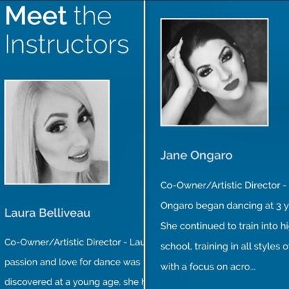 Platinum Dance Project - Dance Lessons - 289-240-5025