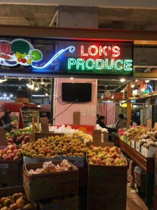 Lok's Produce Ltd - Fruit & Vegetable Stores