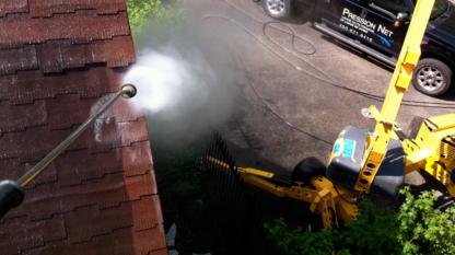 Lavage Pression Net - Nettoyage vapeur, chimique et sous pression