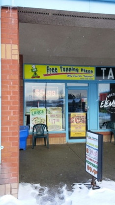 Free Topping Pizza Ltd - Pizza & Pizzerias - 905-509-0960