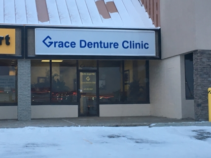 Grace Denture Clinic Inc