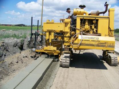 Morden Concrete Works Ltd - Concrete Contractors