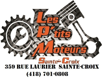 es P'tits Moteurs Sainte-Croix - Véhicules tout terrain - 418-701-0808