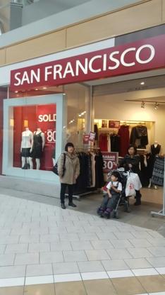 San Francisco - Clothing Stores - 514-694-8239
