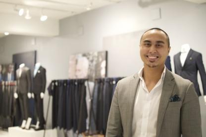 Indochino Menswear - Magasins de vêtements pour hommes - 604-336-7674