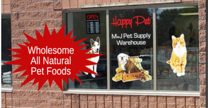 Happy Pet Products - Pet Food & Supply Stores - 905-990-8882