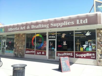 Alberta Art & Drafting Supplies Ltd - Art Materials & Supplies - 403-346-8255