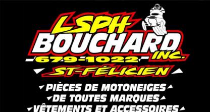 Bouchard LSPH Inc Motoneiges - Snowmobile Equipment & Accessories - 418-679-1022
