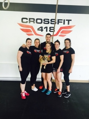 CrossFit 418 - Fitness Gyms