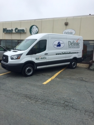 View Definite Food Services's Eastern Passage profile