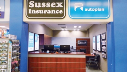 Sussex Insurance - Insurance Agents & Brokers - 250-489-0909
