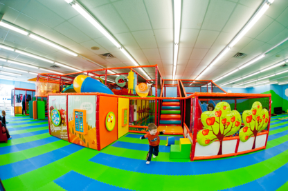 Zippy Zoom Indoor Playground - Amusement Places - 905-735-7447