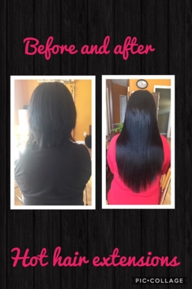 Hot hair extensions Edmonton - Hair Extensions - 403-813-6691