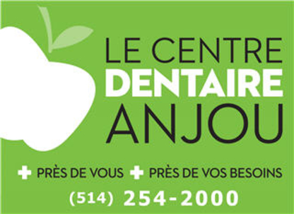 Centre Dentaire Anjou Inc - Dentistes - 514-254-2000